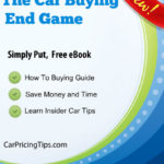 The Car Buying End Game Book